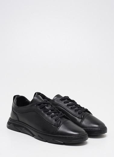 F By Fabrika Erkek Lacivert Ayakkabı ODRES Siyah